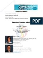 Governance Committee Comm