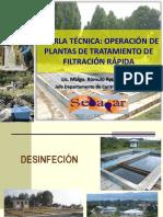 6 Charla Tec PTFR - Desinfeccion Del Agua - Cloro NAR