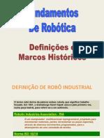 12 Definicoes e Marcos