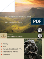 Cambrian Ptl Powerpoint
