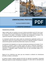 Cimentaciones Profundas Tacna