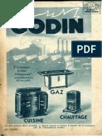 Catalogo GODIN 1937