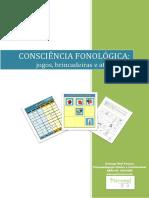 Apostila Consciência Fonológica - Jogos, Brincadeiras e Atividades