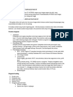 Infark Miokard Akut Tanpa Elevasi St (Nstemi) Dan Stemi