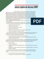 4 Referencia Rápida Access Versión 2007