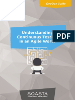 eBook Understanding CT in Agile World