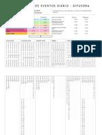 Planejador de Eventos 2015