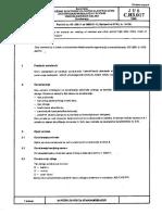 JUS C.H3.017_1982 - Zavarivanje. Oblozene Elektrode Za Rucno Elektrolucno Zavarivanje Nerdjajucih i Slicnih Visokolegiranih Celika. Oznacavanje