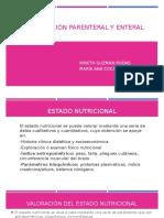 Nutrición Parenteral y
