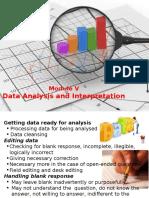 Module 5 - Data Analysis