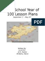 100 English Training Lesson Plans.doc