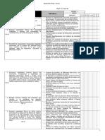 C. Gantt Educación Física y Salud 2° básico 1ra unidad