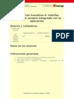 Evaluación Sumativa 4 - Interfaz Gráfica de Usuario Integrada Con La Aplicación (1)