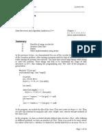 Data Structure Lec05
