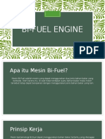 Bi Fuel Engine