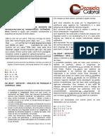 15 Questões de Crase Com Gabarito Grasiela Cabral [ESAF]