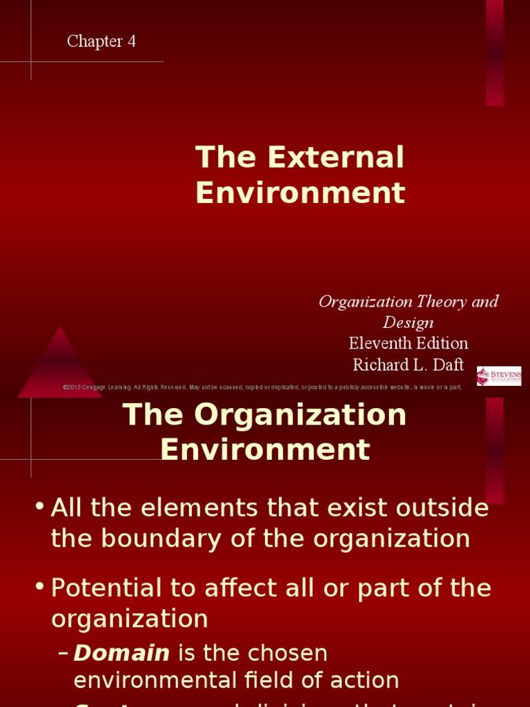 Lec03 Chpt 4 External Environment Mine F 2016 Ppt Strategic Management Natural Environment