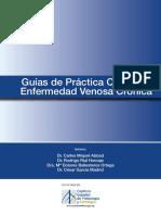 Guías Nacionales de Enfermedad Venosa Crónica 2015