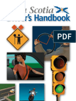 Nova Scotia Driver Manual