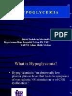 MS K36 - Hipoglikemia