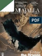 The Majalla Magazine ISSUE 1550  - Arab News and Politics