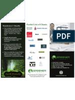 Company Tri-Fold Brochure Inside