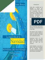 Novena de La Natividad Del Señor - Reflexiones para las Misas de Aguinaldo