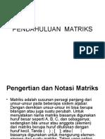 1.PENDAHULUAN  MATRIKS.ppt