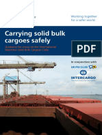 Carrying Solid Bulk Cargoes Safely (Guide on IMSBC Code 2016)