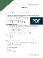 Bab 17 Matriks