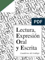 Leectura Expresion Oral y Escrita