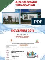 Colegiado- Noviembre de 2016