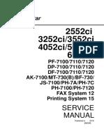 6501i-8001i Manual de Servicio r5 | Electrical Engineering | Equipment