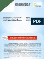 1- Indução eletromagnetica