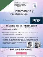 Proceso Inflamatorio y Cicatrización.pptx