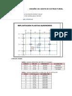 Memoria de cálculo, diseño vigas columnas losas.xlsx