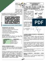 Forças Intermoleculares e Ligação Metálica