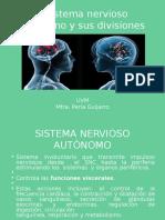 8. Sistema Nervioso Autónomo