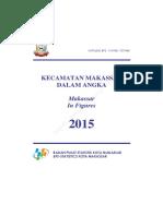Kecamatan Makassar Dalam Angka 2015