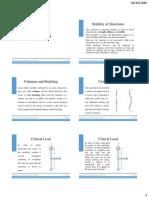 Columns Lectures