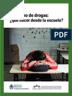 Consumo de drogas. Qué hacer desde la escuela.pdf