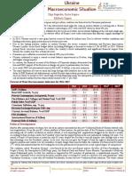 Ukraine Monthly Report November 2014
