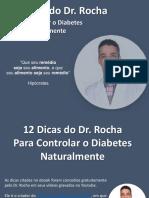 Diabetes 12 Dicas Atual