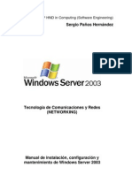 Manual de Windows Server 2003