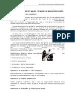 03-Unidad III - Reglas Practicas Para Conducir Negociaciones