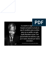 Trabajo Nelson Mandela