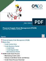 FSCM-01 Credit Management