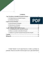 Francizarea.studiu de Caz Mc Donald''s