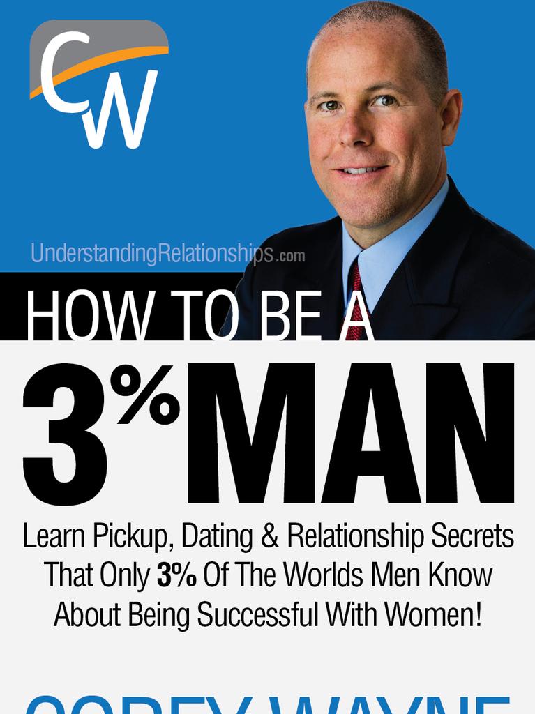 online dating profile corey wayne