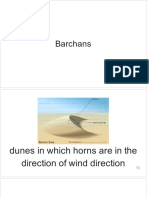 Deposition Features of Deserts